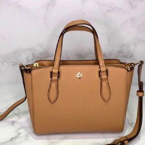 Tory Burch Mini Top ZIP Bag